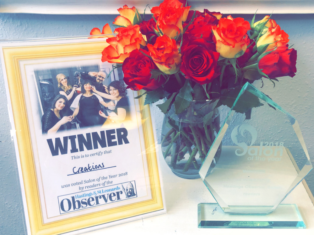 Salon of the year 2018 Hastings Observer