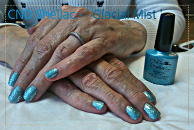 CND Shellac Glacial Mist Creations Beauty